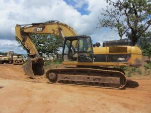 CAT 330 DL (1)