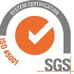 LOGO ISO 45001